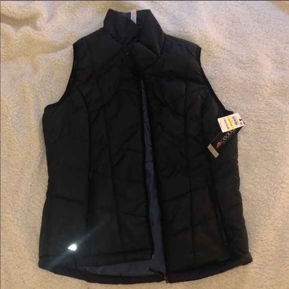 Ideology Jackets & Blazers - Brand New Ideology Black Vest